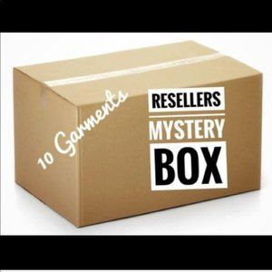 Mystery Reseller Bread & Butter Mall Brand Box 10